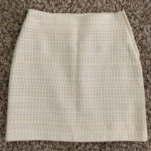 Embroider skirt